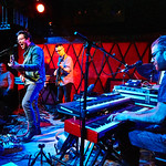Tue, 13/02/2018 - 8:49pm - Christopher Porterfield's Field Report on WFUV Public Radio live from Rockwood Music Hall in New York City, 2/13/18. Hosted by Darren DeVivo. Photo by Gus Philippas/WFUV