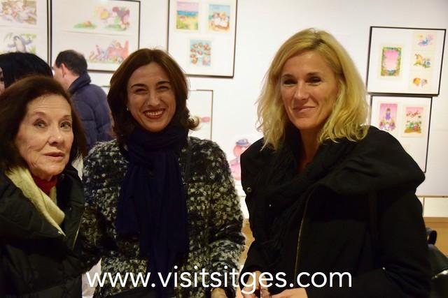 Exposició Horacio Elena - Fira d'Art Sitges 2018