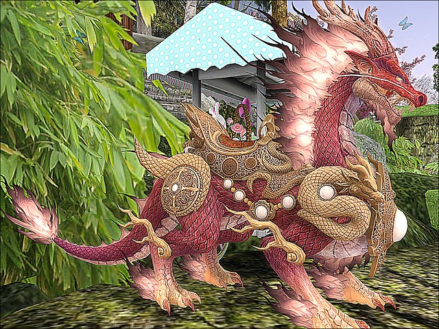 Fuji Taiyou - ...and the Dragon