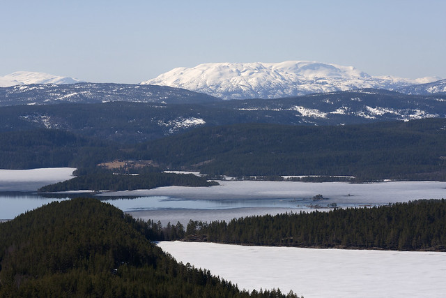 Mountain 1.1, Telemark, Norway