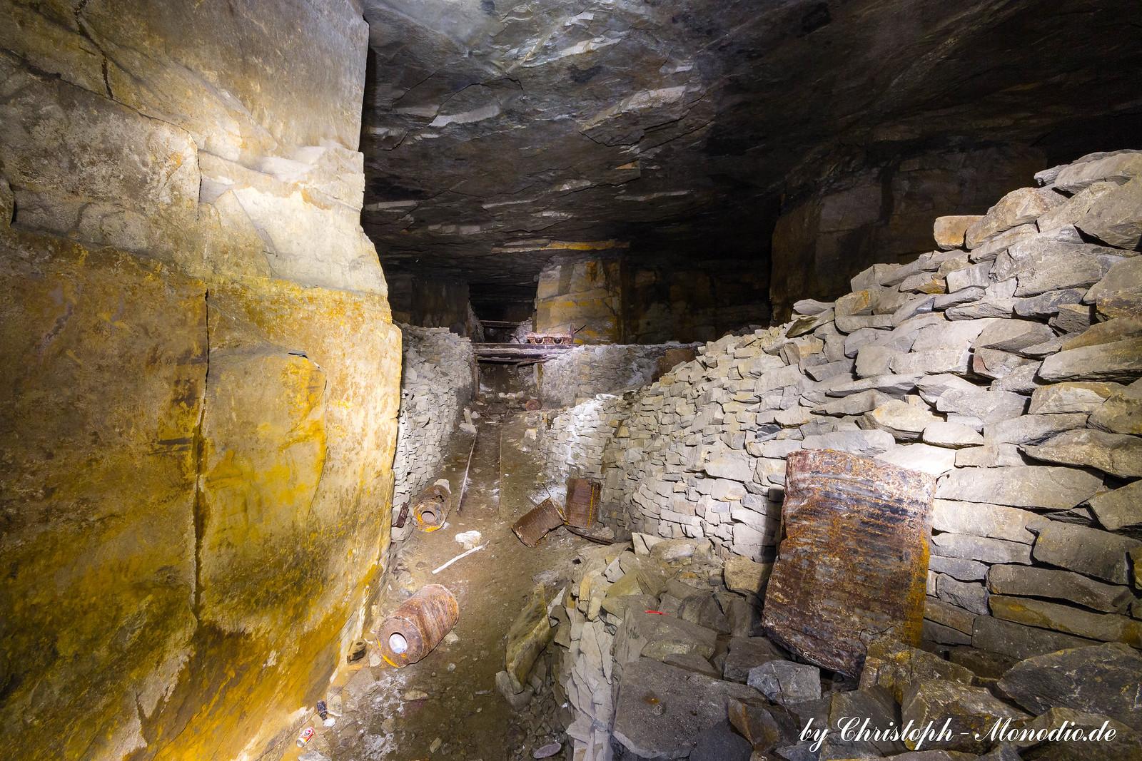 The Indiana Jones Quarry