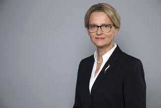 Heléne Fritzon Migrationsminister | by socialdemokraternajonkopingslan