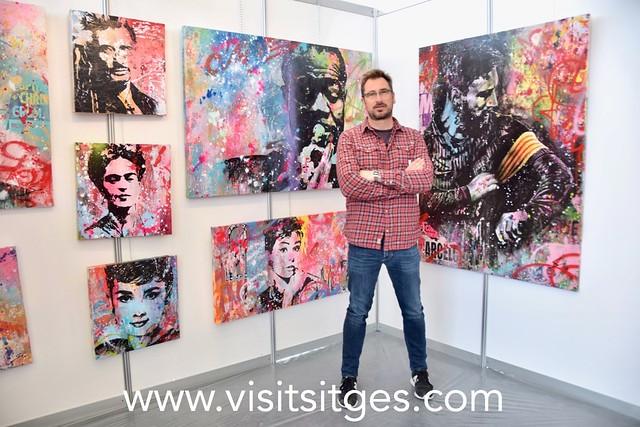 Fira d'Art Sitges 2018