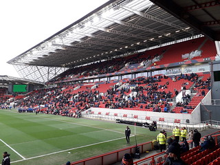Bristol City v Ipswich Town, Ashton Gate, Skybet Championship, Saturday 17th March 2018 | by CDay86