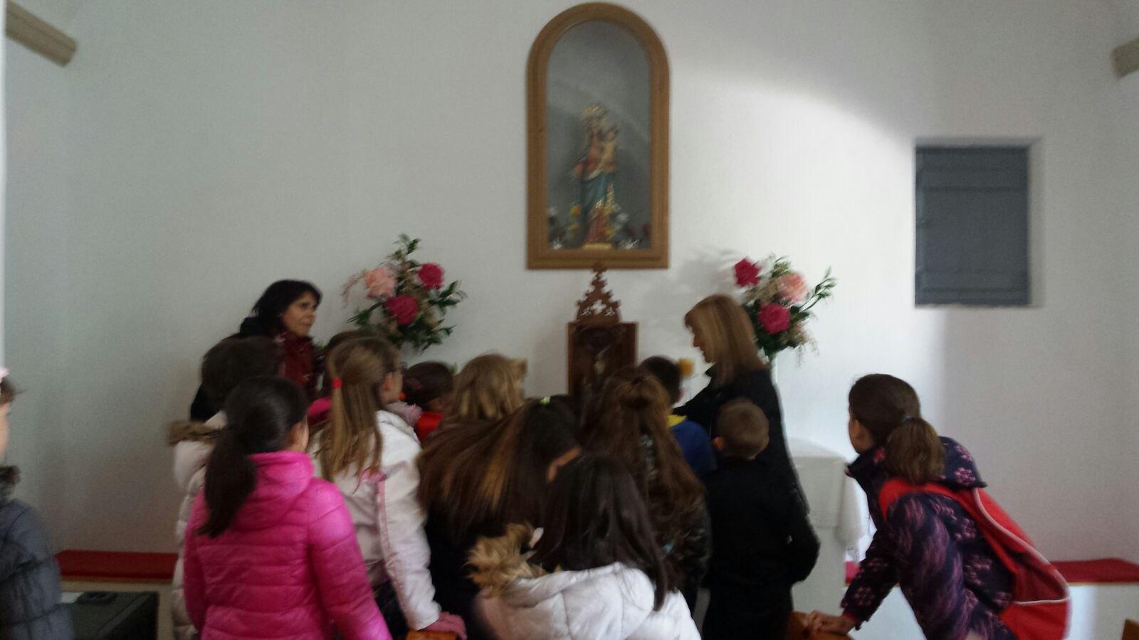 (2018-03-22) - Visita ermita alumnos Laura,3ºC, profesora religión Reina Sofia - Marzo -  María Isabel Berenguer Brotons (09)
