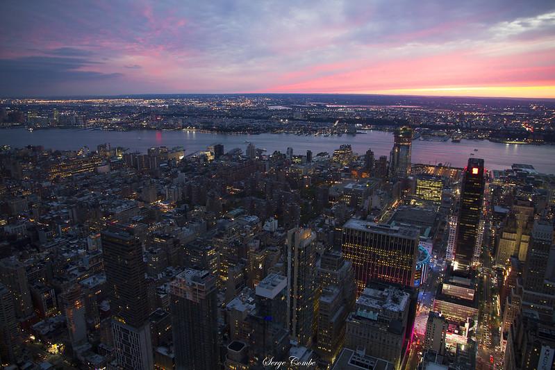 New York / Hudson View