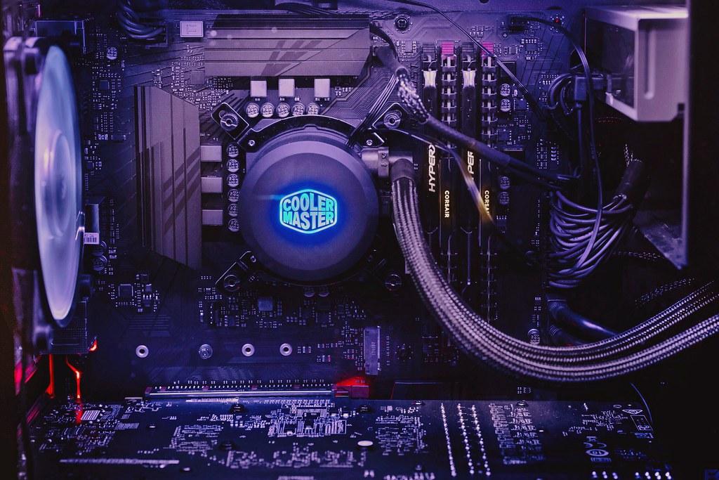 8700k gtx 1080 build | Msi Gaming Pro z370 intel i7-8700k @5