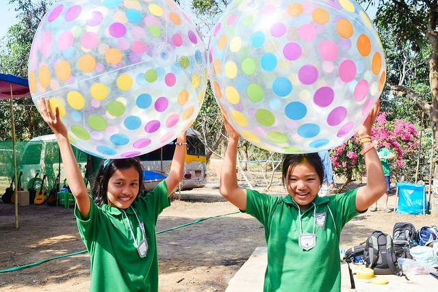 Myanmar orphans complete school year, celebrate at camp experience; new campus being prepared for future home