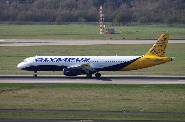A321 SX-ABY Olympus bs Monarch 1-4r