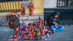 2018 - Mexico City - Street Sales
