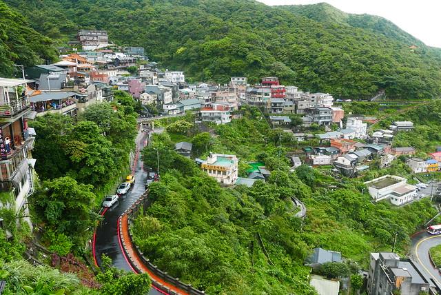 Beautiful Jiufen (九份), Taiwan