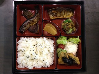 あまご茶屋 ランチ | by ichitakabridge