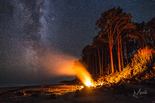 A night under the stars (EXPLORED) | by Mikey Mack