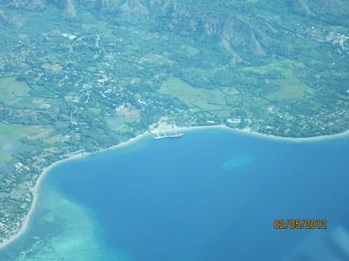 beach port island timor