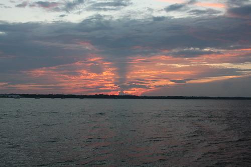 sunset florida titusville brevard indianriver wedsunset