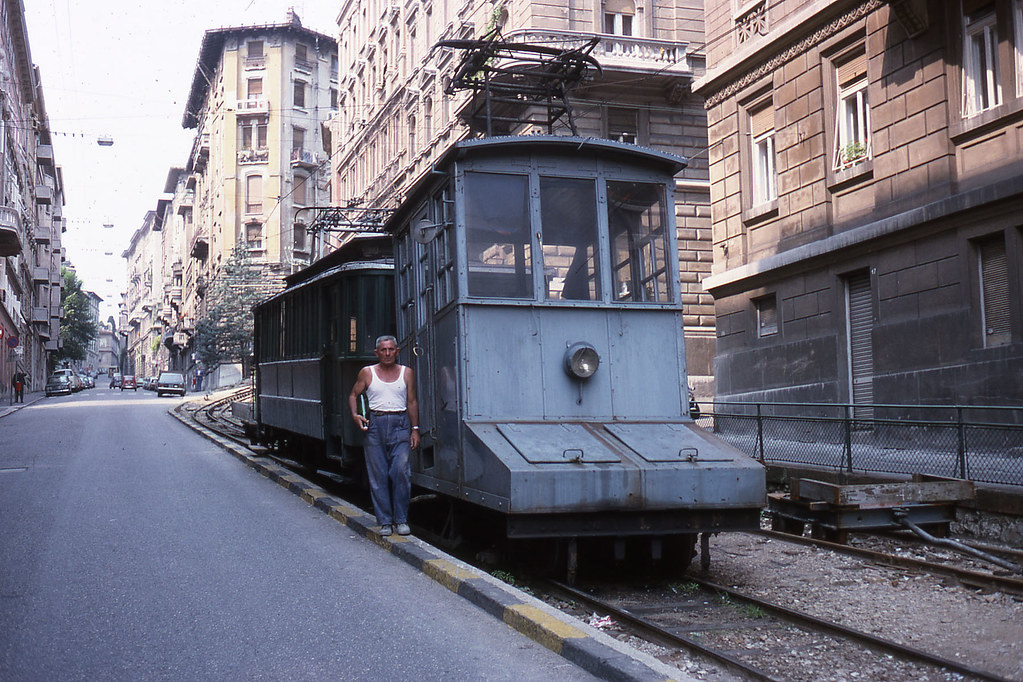 7188035564 459797cbae b - Trieste's famous tram stays closed