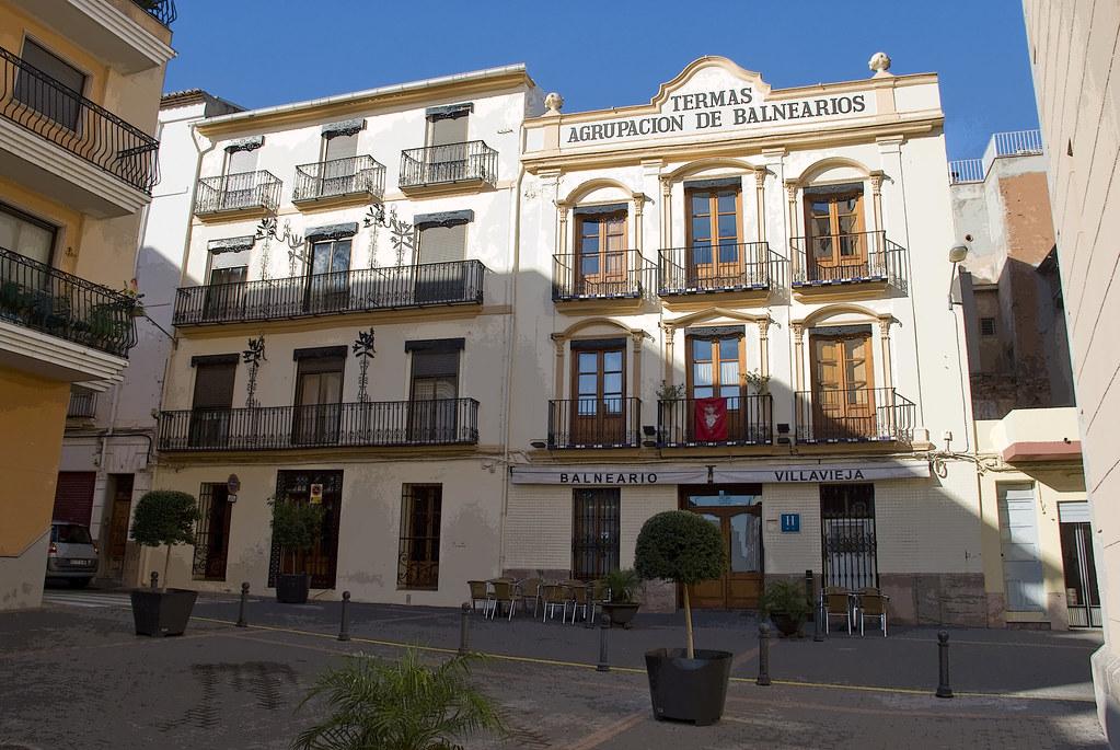 Resultado de imagen de balneario villavieja castellón