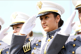 Cadet salute | by The U.S. Army