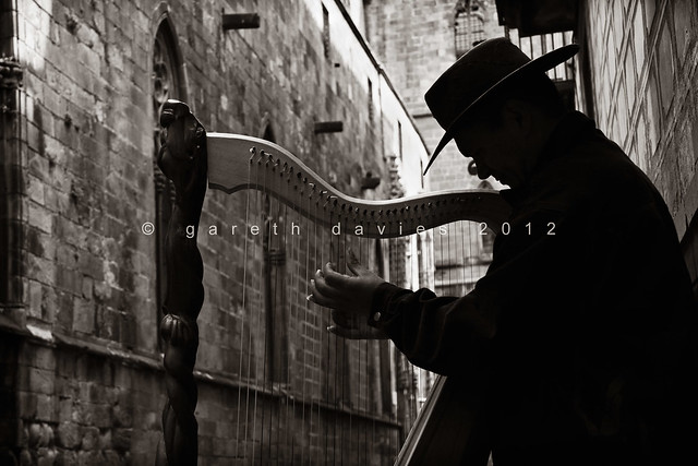 The Harpist - part 2