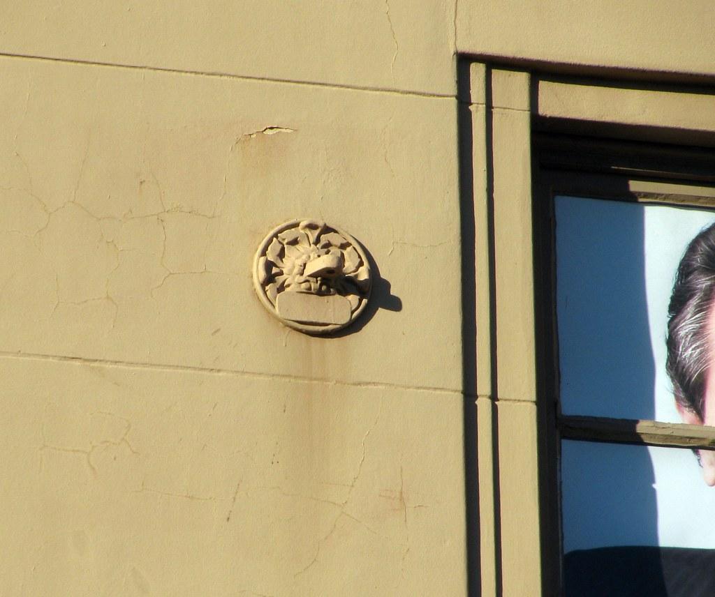 Rosette, Building, Edgecliff, Sydney, NSW.