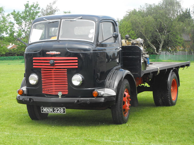 Commer Truck - MNM 328