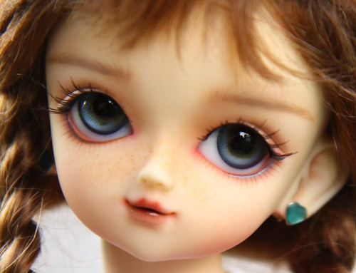 Volks YoSD Yuki painted by Robbin | by Robbin With 2 Bs