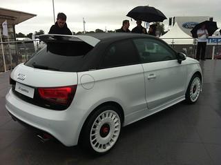 Audi A1 quattro | by kayels