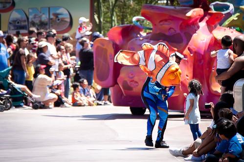 Pixar Play Parade: Finding Nemo | by armadillo444