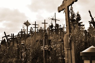 Hill of Crosses   by Send me adrift.