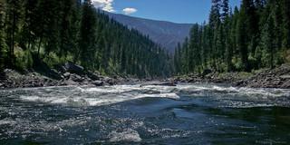 Salmon River rafting #1 | by petechar