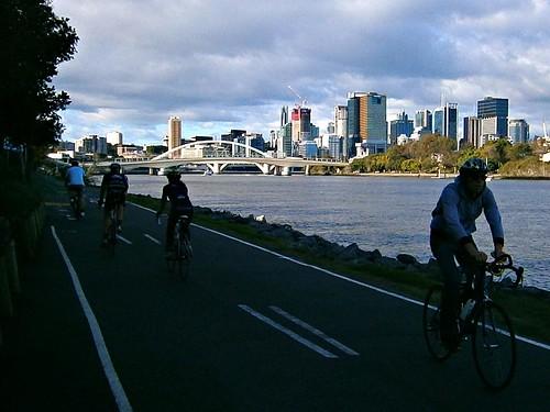 Bicentennial Bikeway, Brisbane | by Neil Ennis