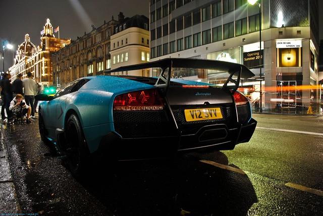 Lamborghini Murcièlago LP670 SuperVeloce