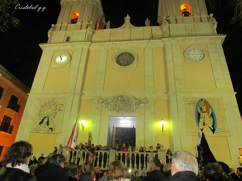 (2016-03-18) - VII Vía Crucis nocturno - Cristobal González García  (06)