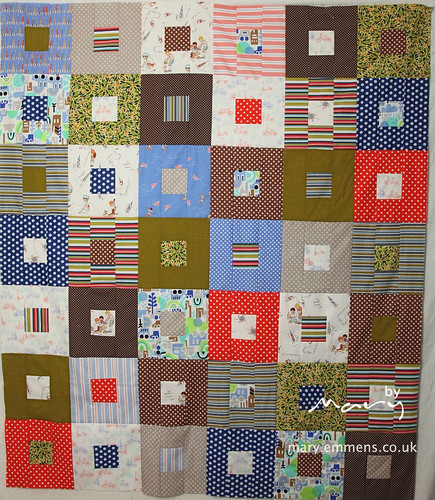 Siblings Together quilt top 1 finished | by Mary-and-Tobit