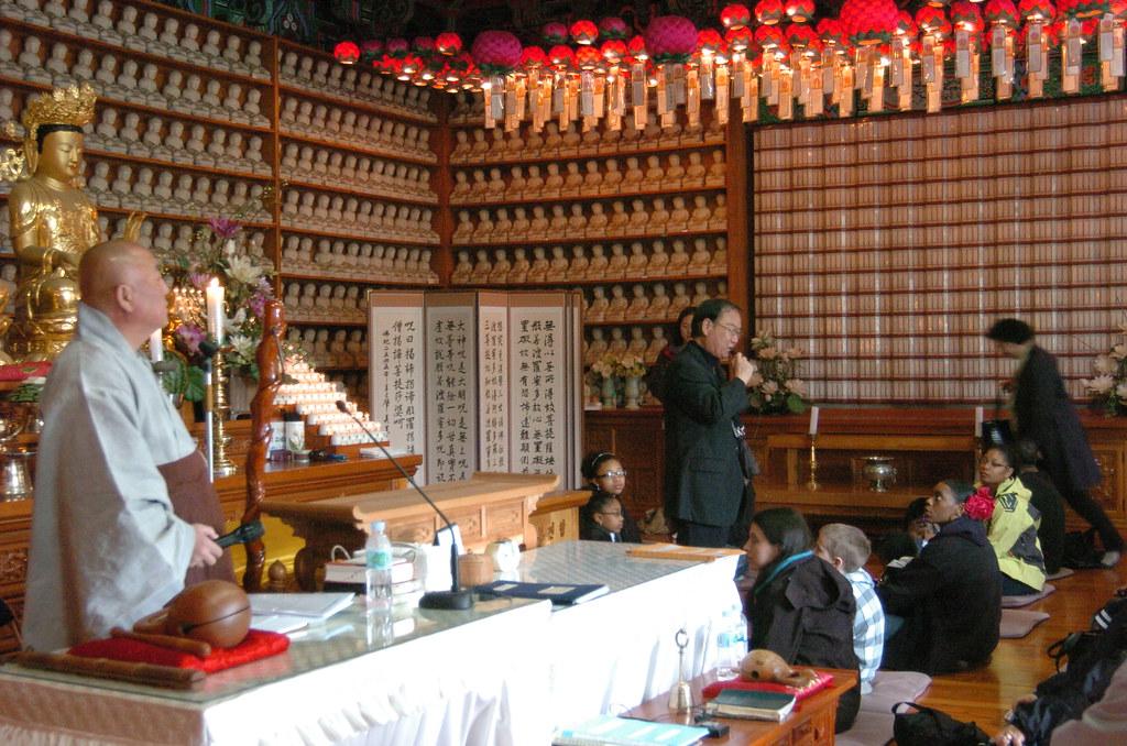 Pyeongtaek Cultural Tour - Sudosa Temple Stay - U.S. Army ...
