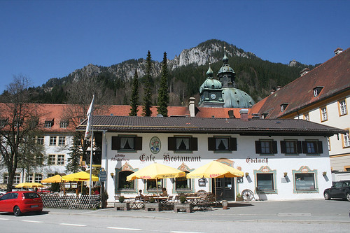 Café Edelweiß - Ettal   by JaBB