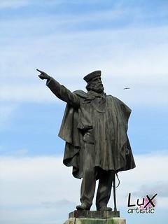 Statua Garibaldi - Anghiari (AR) | by artistic LuX ☼