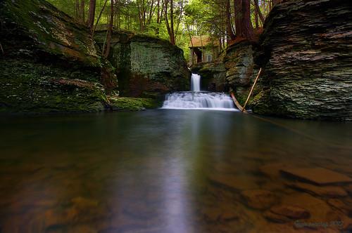 longexposure green colors creek reflections waterfall adams stones wheelhouse