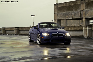 BMW E93 M3 | by Concavo Wheels