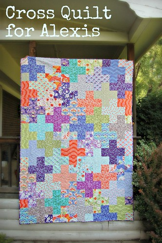 Cross Quilt for Alexis | by Sarah.WV