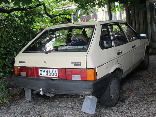 1989 Lada Samara 1500S Hatchback | by NZ Car Freak