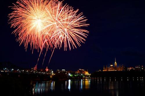 Canada Day Fireworks 2012 2 | by Jamie McCaffrey
