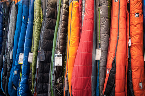 Sleeping bags | by Snap Man