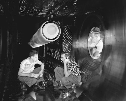 Supersonic Wind Tunnel Test Section | by NASA on The Commons