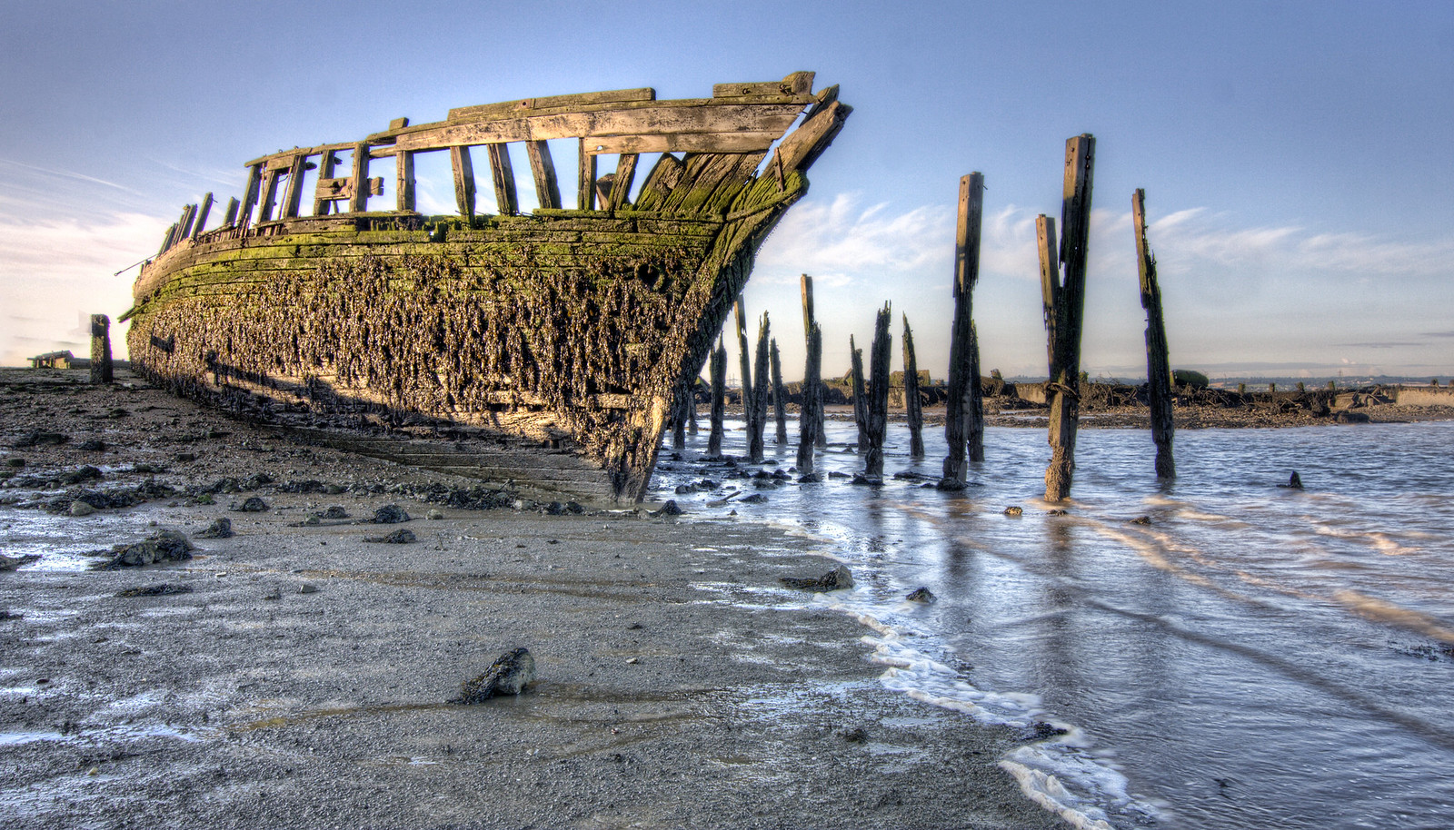 The Wreck of The Hans Egede
