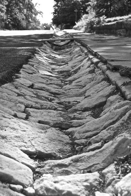 Arrow Rock Ditch