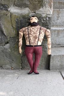 Big Tattoo man | by Mimi K