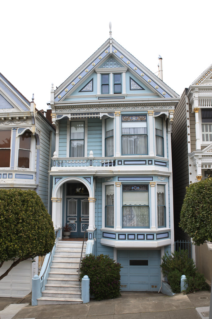 Painted Ladies | During World War I and World War II, many ...