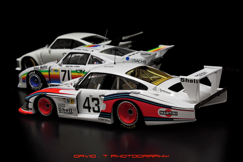 Generation : Porsche 935s - Exoto - TrueScale Miniatures -… | Flickr