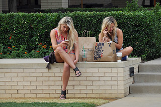 Dallas - Texting and Phoning | by Drriss & Marrionn